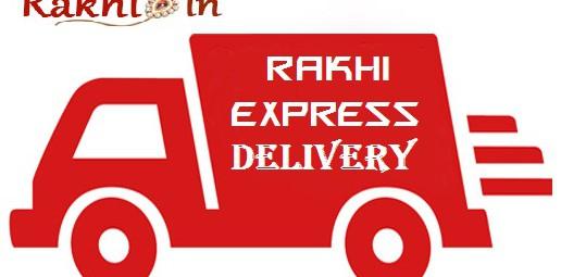 Express Rakhi  Delivery