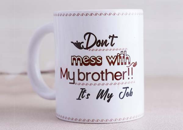 Customize Coffee/Tea Mug