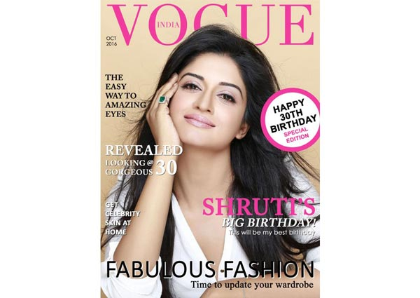 Customized Magazine Cover