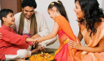 Celebrate Rakhi