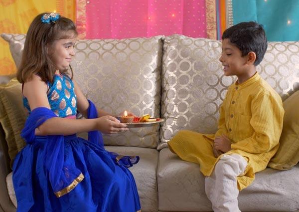 Performing Aarti