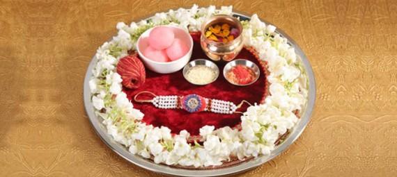 ingredients-and-significance-of-raksha-bandhan-thali