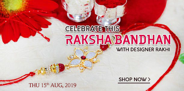 Online Rakhi (राखी) Shopping | Send Rakhi to India