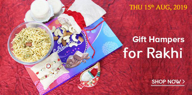 Rakhi gifts hampers