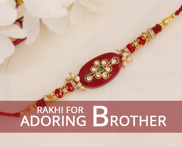 Rakhi for Brother to UAE