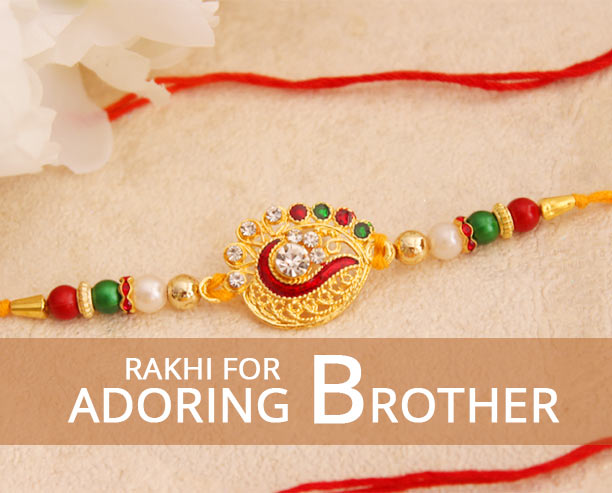 Rakhi for Brother to UK