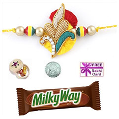 Milky Way Bar  Rakhi Special