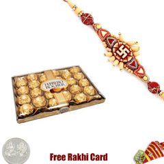 Ferrero rocher 24 pieces Rakhi Special