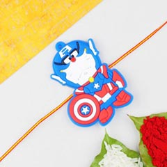 1 Kids Rakhi Captain America
