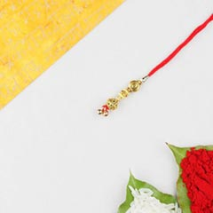 Traditional Lumba Rakhi