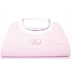 Casual Hand Bag (Pink)