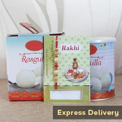An Expressive Gift for Rakhi