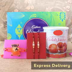 The Amazing Raksha Bandhan Hamper