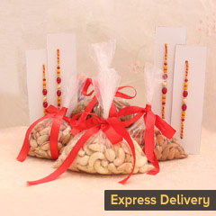 Healthy Raksha Bandhan Surprise