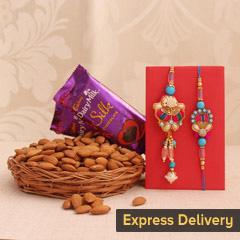Choco-Nut Bhaiya-Bhabhi Hamper