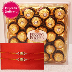 Big Ferrero Surprise