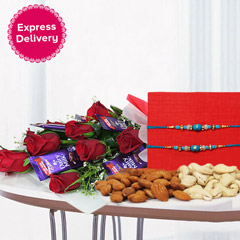 Lovely Rakhi Surprise