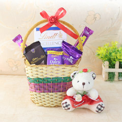 Cutest Choco Gift Hamper