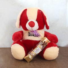 The Sweet Hello Teddy