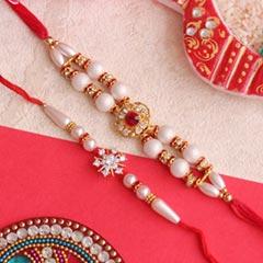 Designer Stone Rakhi