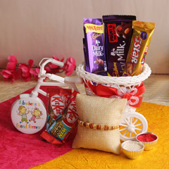 LOVELY RAKHI COMBO