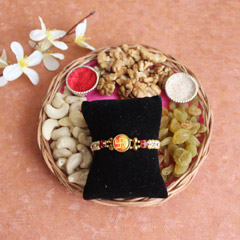 Happy Rakhi hamper for bro