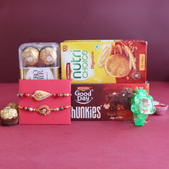 Thoughtful Rakhi Pack