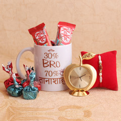 Heart Winning Rakhi Hamper
