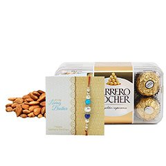 Almonds Ferrero Combo