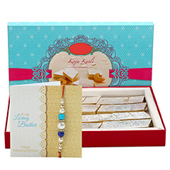 Rakhi Hamper Of Love