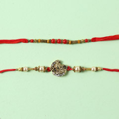 Set Of 2 Stunning Rakhis