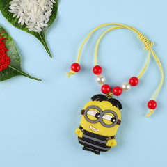 Minion Kids Rakhi
