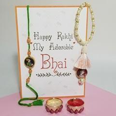 Royal Bhaiya Bhabhi Rakhi