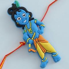 Krishna Kids Rakhi Thread