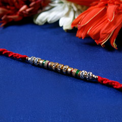 Coolest Diamond Rakhi Thread