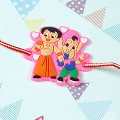 Chota Bheem Rakhi Thread