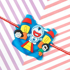 Doraemon Kids Rakhi Thread