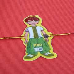 Ben 10 Rakhi Thread