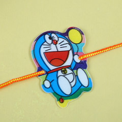 Doraemon Rakhi Thread