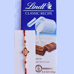 Lindt Chocolate Treat for Bro