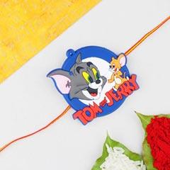 1 Kids Rakhi Tom and Jerry