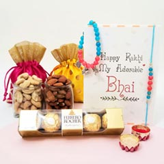 Bhaiya Bhabhi Rakhi Combo