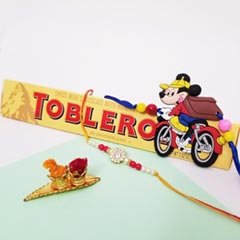Mickey Rakhi & Tob