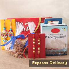 A Hamper of Love for Bhaia Bha..