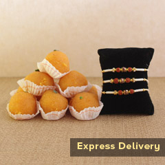 Motichoor Laddu Delight