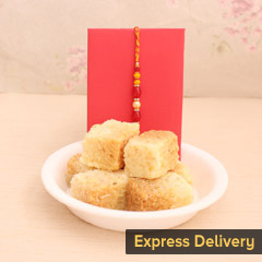 Delectable Rakhi Surprise