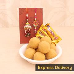 Sweet Rakhi Love for Bhaiya Bh..