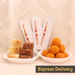 Sweet Bonanza for Rakhi