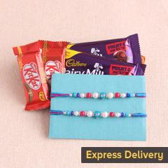 A Raksha Bandhan Chocolaty Del..