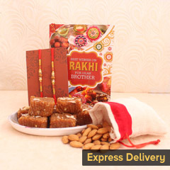 Signature Rakhi Hamper
